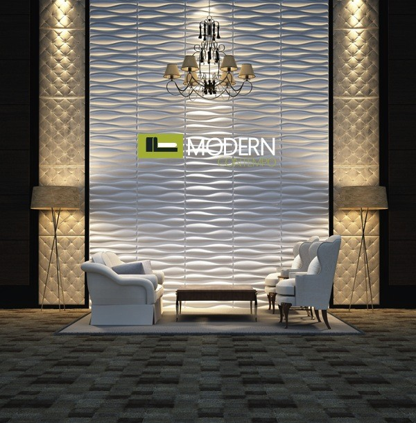 3d wall panels modern contempo for 3d wallcovering