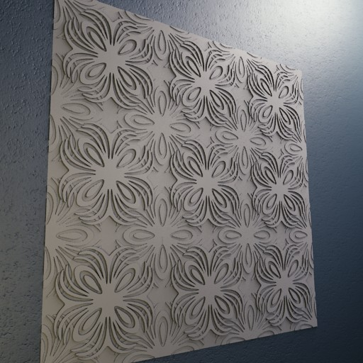 MDF 3D SURFACE PANEL