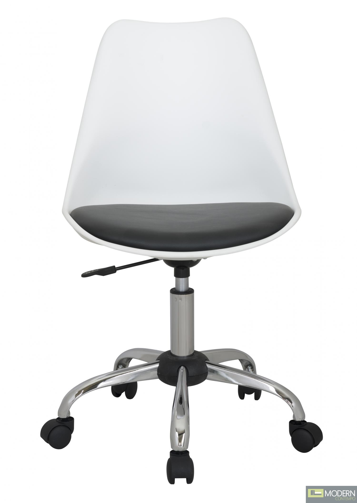 Backless Pneumatic Gas Lift Adjustable Stool w3 Extra  : 1090 CCH BLKF from moderncontempo.com size 1500 x 2113 jpeg 123kB