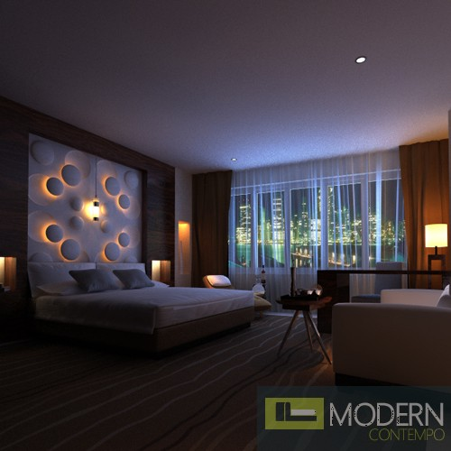Modern Design Mdf 3d Wall Panel Led 3dwalldecor Led