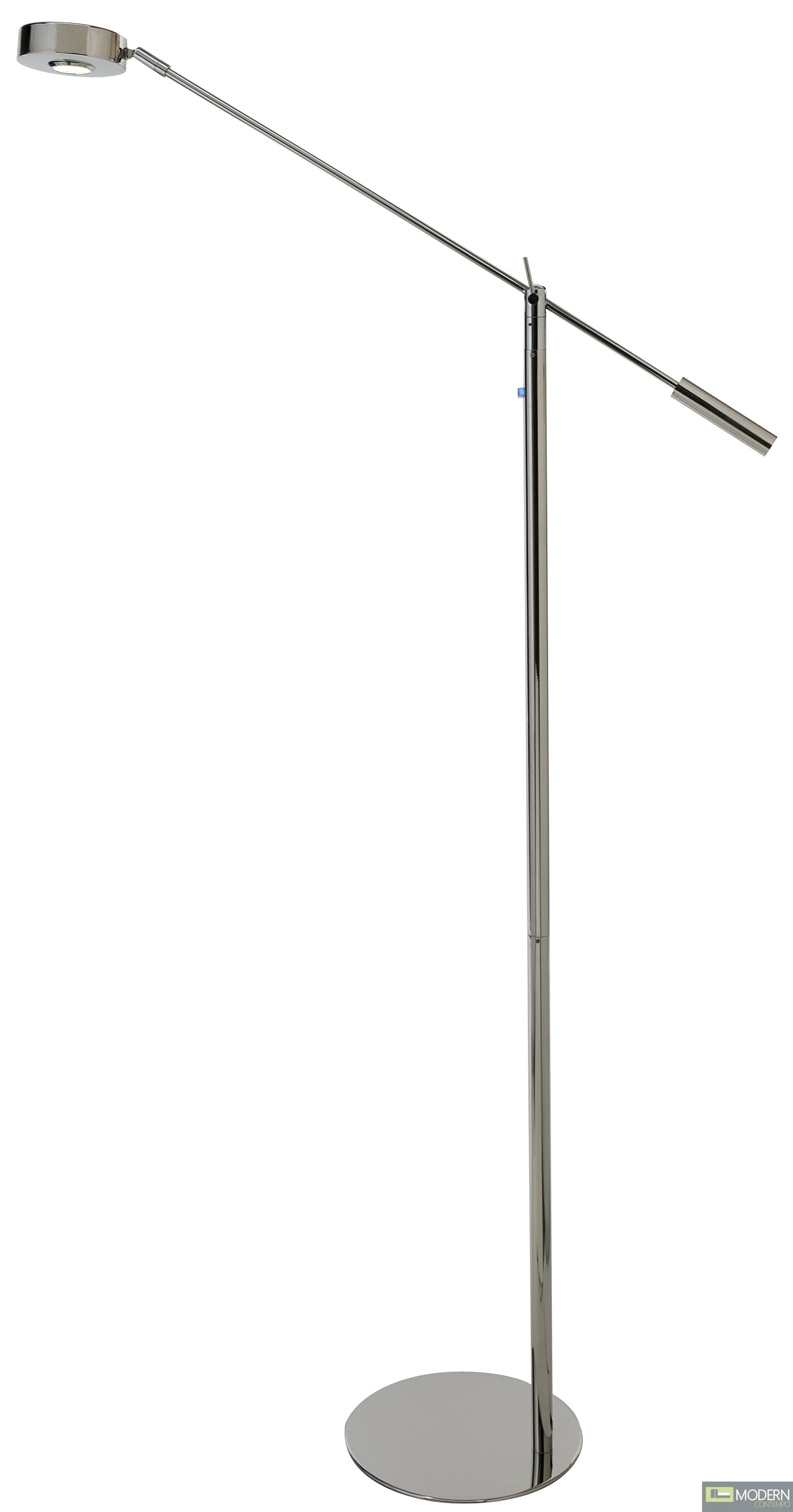 Slim task floor lamp for Task lighting floor lamp