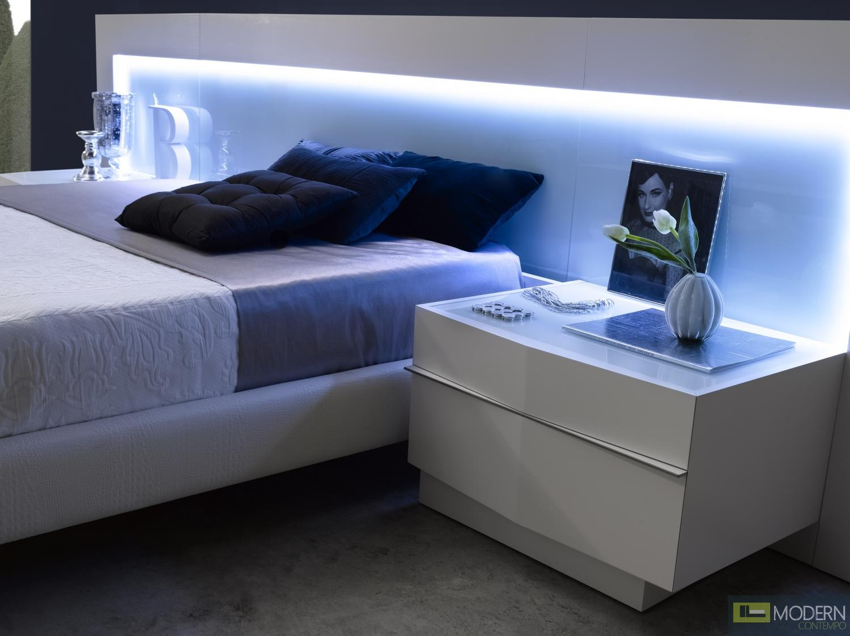 Valencia King Bed