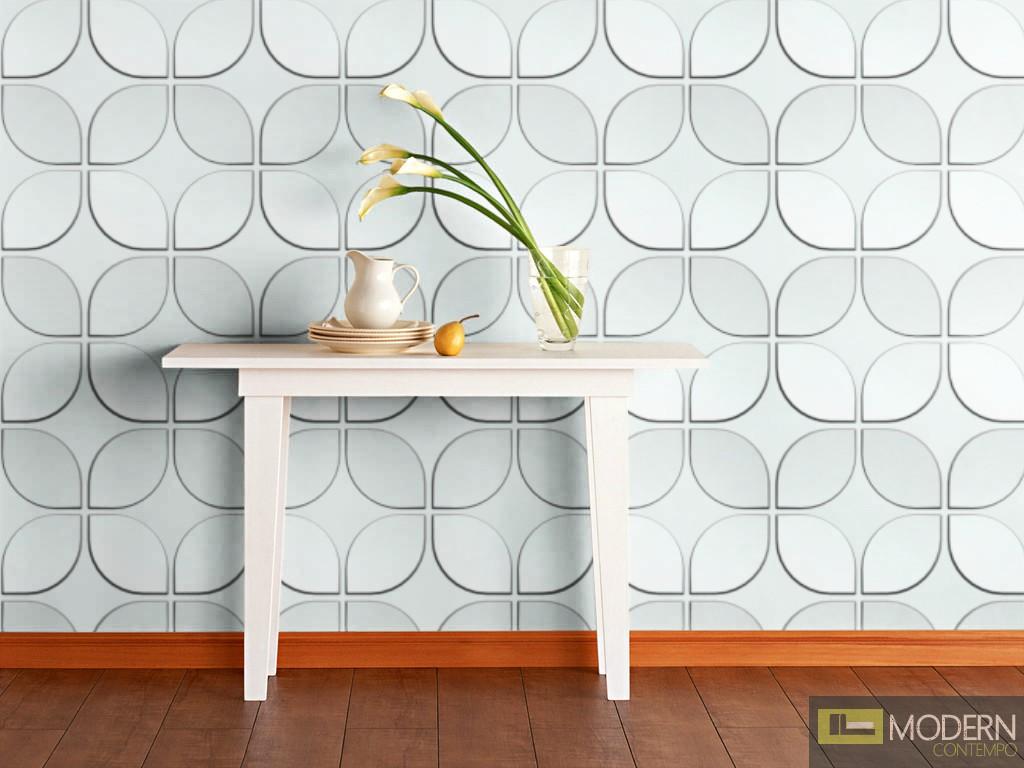 Glue On Wall Panels : Petals d wall panel high grade polymer