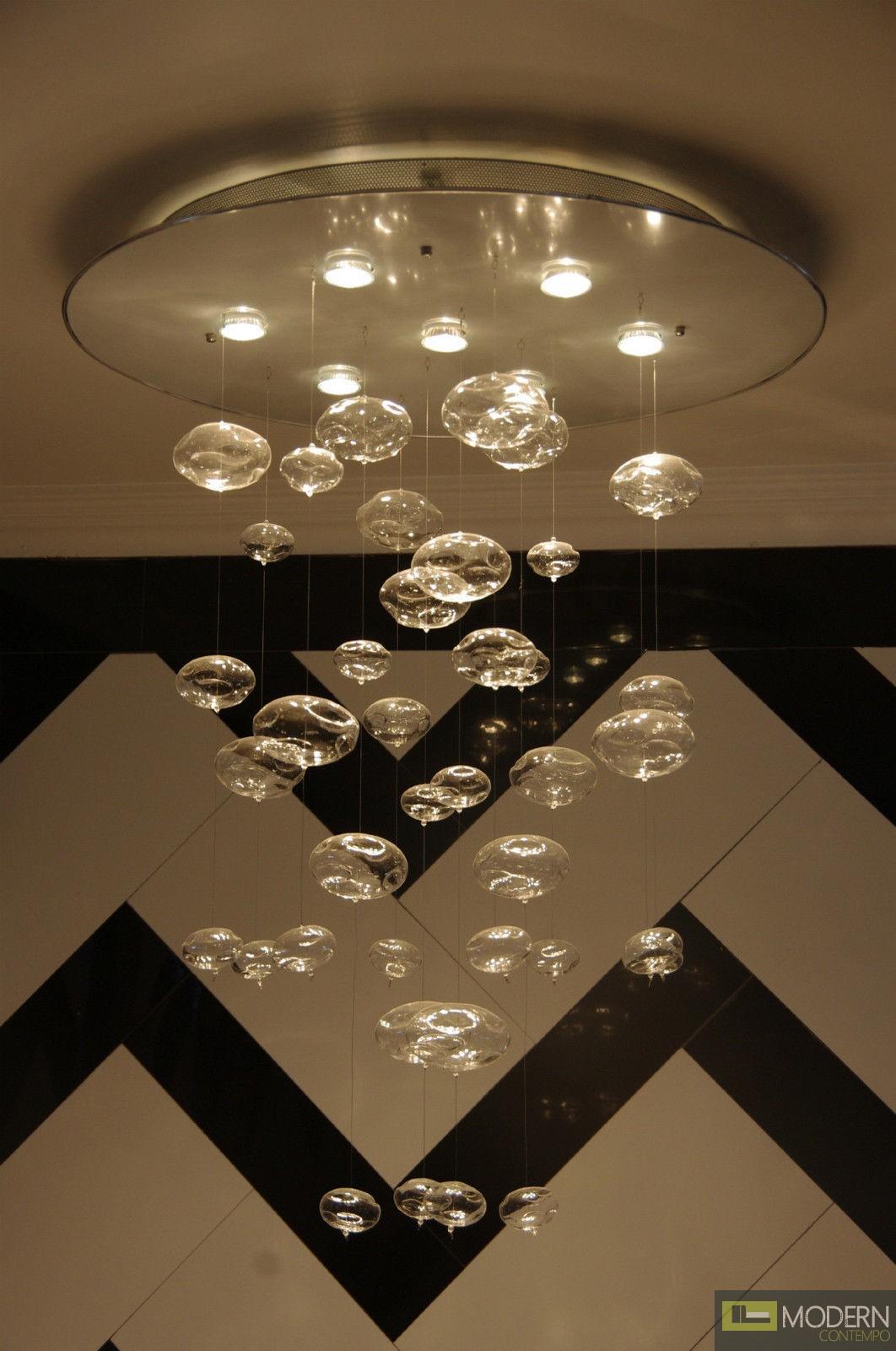 Modern Bubble Chandelier clear glass Orbs Ceiling Pendant  : kgrhqvlefilrwewn6bsq2eej2mg6057 from moderncontempo.com size 1062 x 1600 jpeg 238kB