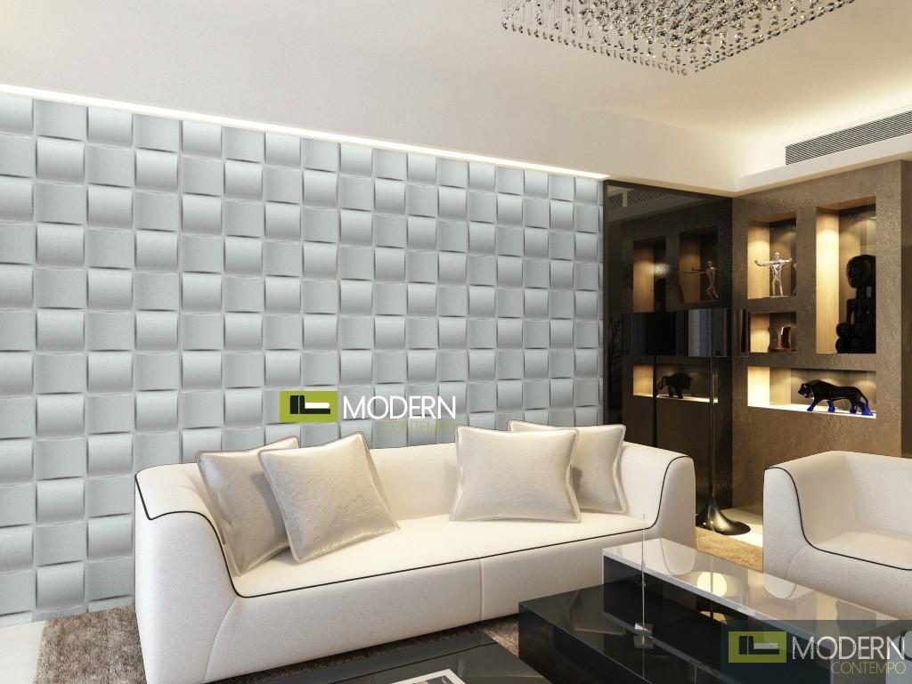 gypsum 3d decorative wall panels gypsum 3d wall panels weave textured glue on wall 3d tiles box of 12