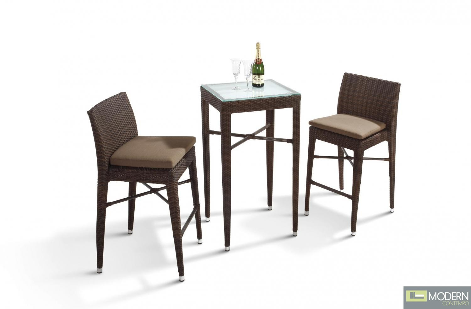 Renava HT25 Patio Bar Table and Chairs