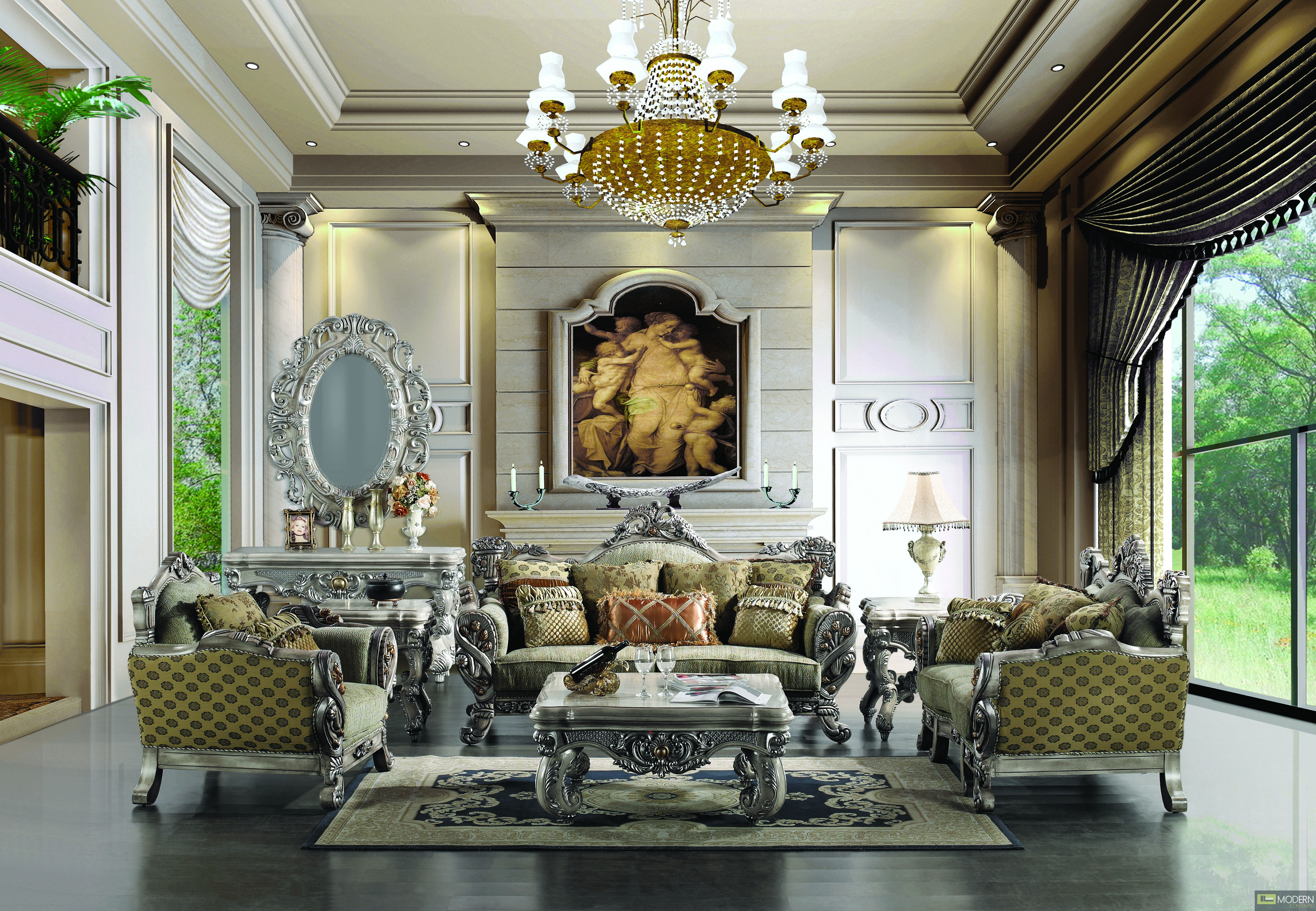 Contemporary Traditional Living Room Collections To Design Decorating