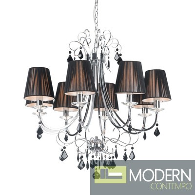 Humphreys 8 Light Kitchen Island Pendant