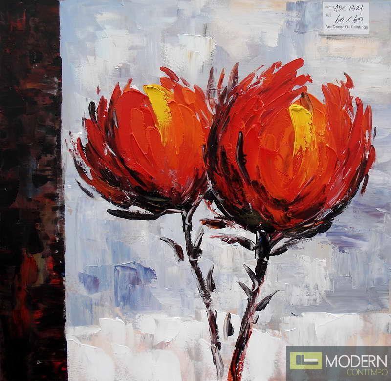 """Modrest C1321 24""""x24"""" Oil Painting"""