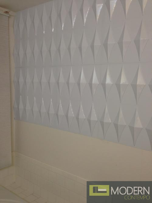 Textured Wall Panels Pvc : Jubilee textured pvc glue on wall d tiles box of