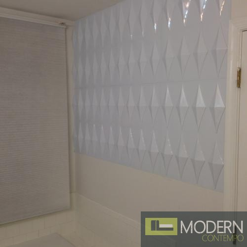 Glue On Wall Panels : Jubilee textured pvc glue on wall d tiles box of