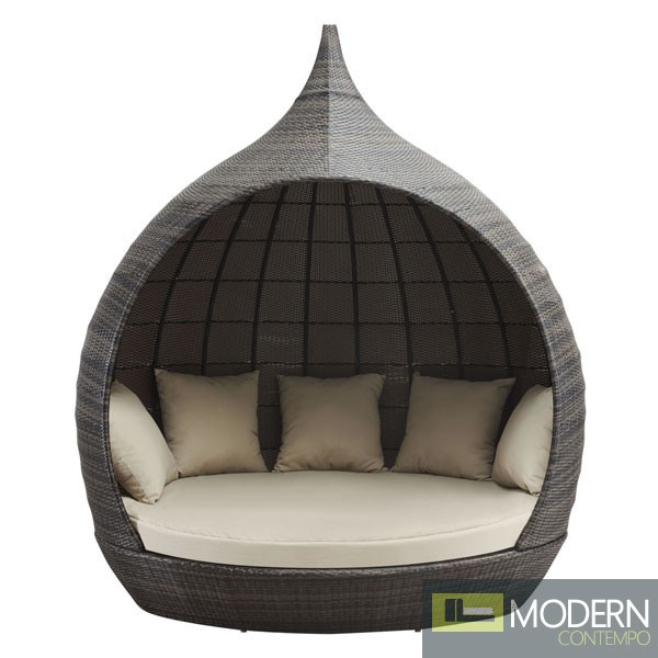 Martinique Teardrop Beach Daybed By Zuo Modern