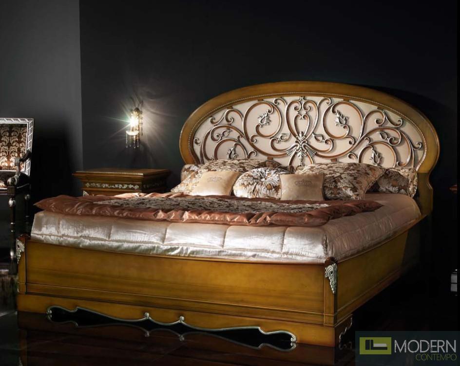 Novita Conformi Oval Headboard Bed