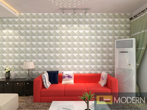 Pvc Wall Panels Exterior : Shade exterior and interior glue on wall d surface