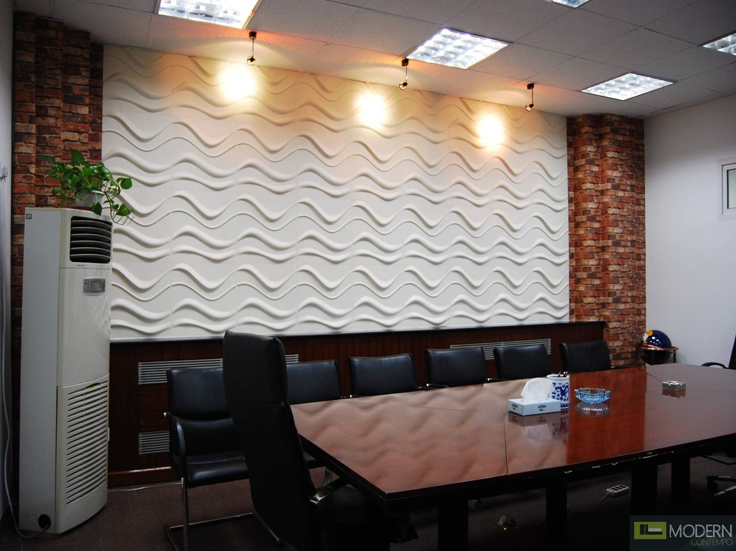 Swig Exterior And Interior Glue On Wall 3d Surface Panel