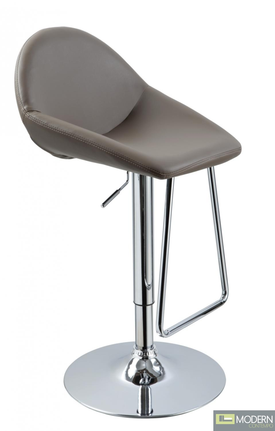 Modrest T1138 Eco Leather Contemporary Barstool