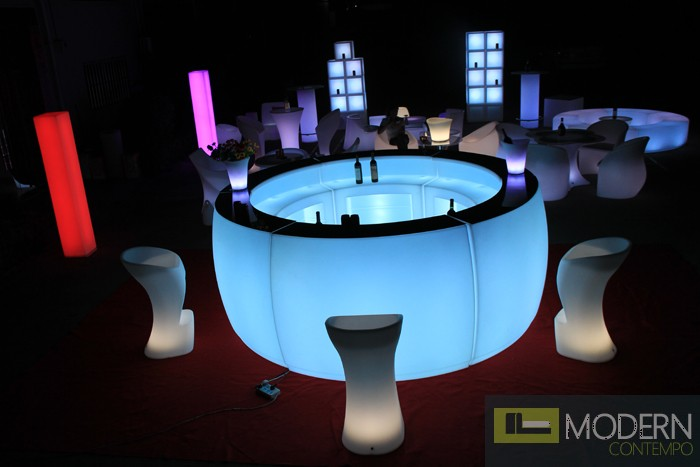 Glowing LED bar furniture MCYK- 1611