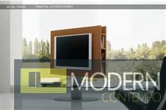 Modern Viotia TV Stand Entertainment Center