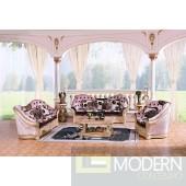 3pc  Luxury Living Room Sofa Set -MC1903