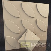 TexturedSurface 3d wall panel TSG198