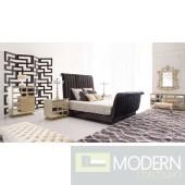 Baroque Luxury  Platform bed- San Marlo
