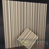 3d gypsum wall panels