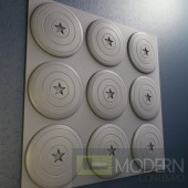 3D SURFACE WALL PANEL MDF-13