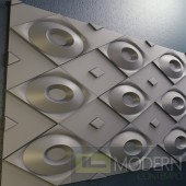 TexturedSurface 3d wall panel TSG131