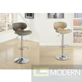 Contemporary Adjustable Height Swivel BarStool with Cushion MCGSA1563/64 Free 24 to 48hrs Inside Delivery for DMV metro area.