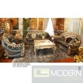 3pc  Luxury Living Room Sofa Set -MC1904