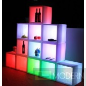 Color Changing LED Display Shelf / Ice Bucket  MCYK-4040