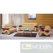 Divani Casa  2033 - Modern Leather Sofa Set