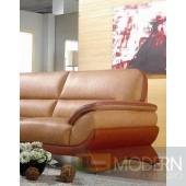 Cordoba Contemporary Leather sofa set