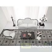 Arezzo Neo Classic Luxury Sofa & LoveSeat Set