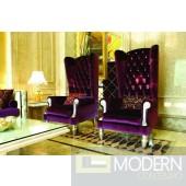 Divani Casa 2268B Transitional Fabric Chair
