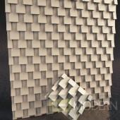 TexturedSurface 3d wall panel TSG206