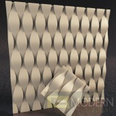 TexturedSurface 3d wall panel TSG167