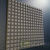 3D SURFACE WALL PANEL MDF- 25