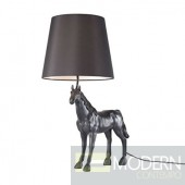 Coppola Table Lamp, Black