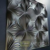 TexturedSurface 3d wall panel TSG110