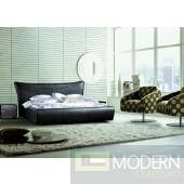Modrest B350B - Modern Eco-Leather Bed