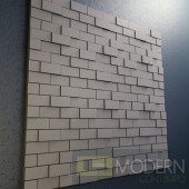 TexturedSurface 3d wall panel TSG252