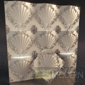 3D SURFACE WALL PANEL with LED application  MDF-42