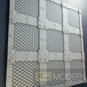 TexturedSurface 3d wall panel TSG80