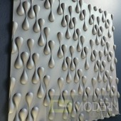 TexturedSurface 3d wall panel TSG82