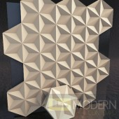TexturedSurface 3d wall panel TSG187