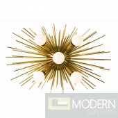 ARTERIORS Home Zanadoo Wall Sconce - Antique Brass
