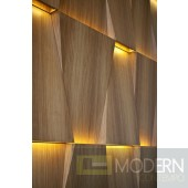 TexturedSurface 3d wall panel TSG221-LED