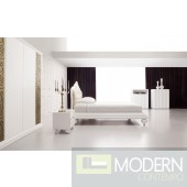 Baroque Luxury  Platform bed-Majano