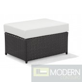 Ipanema Rectangular Bench Espresso